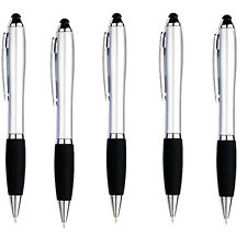5PCS HOT Metal Universal Touch Screen Stylus Pen for Android Pad Phone PC Tablet