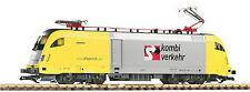 Piko G Scale 37425 Kombiverkehr Taurus Electric Locomotive with DCC option