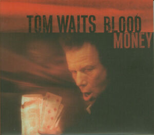 1 CENT CD Tom Waits – Blood Money / Digipak
