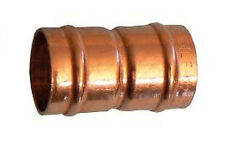 "22mm X 3/4"" Solder Ring  Metric to imperial Coupling  (Coupler)"