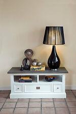 TV - & HiFi-Tische im Landhaus-Stil aus Eiche