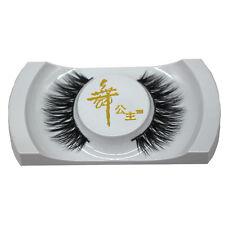 3D lashes Mink False Thick Strip Natural Eyelashes Long Lasting Handmade Lashes