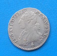 Louis XVI 10ème d'écu 1779 A Paris 9 sur 8 ?