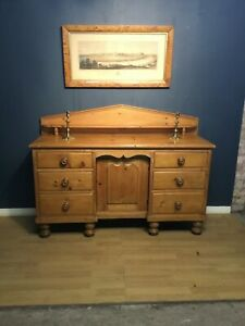 Late Victorian rustic pine base/cupboard circa 1890
