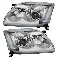 Headlight For Toyota Avensis Type T25 02.2003-06.2006 Soda Combi H7 +H1 1071236