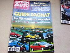 "REVUE  "" ACTION AUTO MOTO "" N° 5 *"