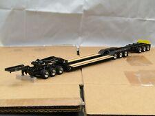 Diecast Masters CUSTOM 3x3x3 black XL 120 Lowboy 1/50 chrome wheels