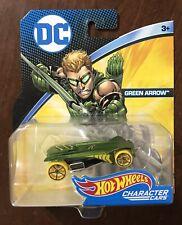 Hot Wheels DC Comics Character Cars - GREEN ARROW - MIP - VHTF