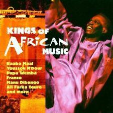 African Music-Kings of (1996) Youssou N'Dour, Kanda Bongo Man, Ali Farka .. [CD]