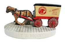 Sebastian Miniature Sml-457 It's Hood's Horse Drawn Wagon (Harry Hood) - Signed