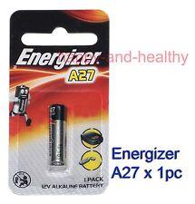 Energizer A27 (27A MN27 L828) Alkaline Batteries x 1 pc FREE post