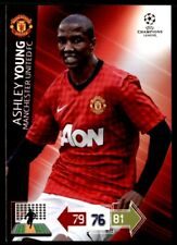 Panini Champions League 2012-2013 Adrenalyn XL Young Manchester United FC