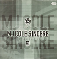 MJ COLE - Sincero (The Black SCIENCE Remixes) - Feat Nova Caspar & Jay DEE Am :p