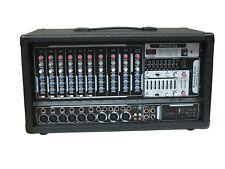 Blast King  10 Channel Powered Electronic Mixer - 78BPOD1062-Plus