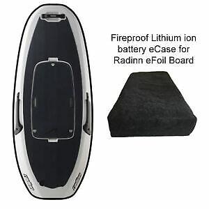 Radinn Surfboard Lithium Ion battery case