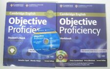 Objective Proficiency Student's Book + Workbook with CD Cambridge Second edition
