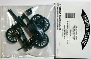 Armies in Plastic Napoleonic Wars French 8-pound Artillery Guns Waterloo 1815