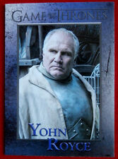 GAME OF THRONES - Season 6 - Card #83 - YOHN ROYCE - Rittenhouse 2017