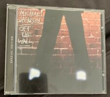 CD Neuf - Michael Jackson - Off The Wall (special Edition)