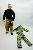 Toys City CIA 1:6 Afghanistan Operative Rare Action figure + Extra DPM outfit
