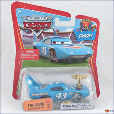 Disney Pixar Cars World of Cars - The King with Piston Cup #101 Chase by Mattel