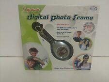 "Digital Concepts keychain digital photo frame 1.1"" lcd"