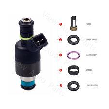 8 set For CHEVROLET/GMC C/K 2500 3500 V8 Fuel Injector Repair Seal Kit  FJ10058