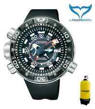 Citizen Promaster Aqualand Marine bn2024-05e 20bar ECO-DRIVE Go Deeper in acciaio inox