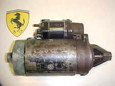 Ferrari 308 Engine Starter Motor Assembly Magneti Marelli Used OEM