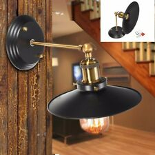 Industrial Retro Vintage Wall Lamp Metal Wall sconces Barn Farmhouse Loft Light