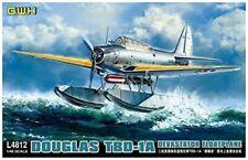 GREAT WALL HOBBY WWII DOUGLAS TBD1A DEVASTATOR FLOATPLANE 1/48 L4812