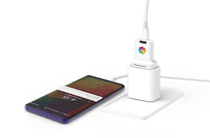 PhotoFast PhotoCube C iPhone Auto Backup Type-C Charger micro SD reader