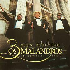 3 OS MALANDROS - Moreira Da Silva, Bezerra Da Silva & Dicro. Vintage Samba stars