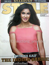 Stardust October 2013 style secrets supplement - Katrina Kaif –The Indian Barbie