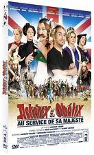 DVD *** ASTERIX ET OBELIX : AU SERVICE DE SA MAJESTE *** ( neuf sous blister )