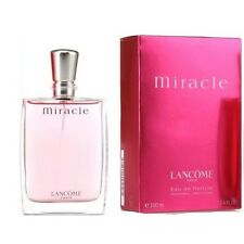 Lancome Miracle 50ml (1.7. Fl.Oz) Eau De parfum EDP Spray NEW & CELLO SEALED