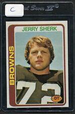 1978 Topps Jerry Sherk #225 Mint (C)