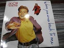 """Jason Donovan – When You Come Back To Me  ' 12 """" MINT 1989"""