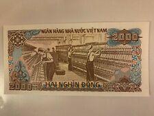 Vietnam 2000 Dong unc