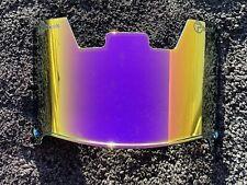 Phoenix Sports Gear Football Helmet Visor (Laker Gold)