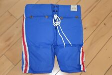Vintage D&R Montreal Canadiens HOCKEY PANTS ** Style 3267 CANADA / DEADSTOCK @@P