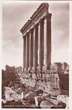 LEBANON - Baalbeck - Les six colonnes du Temple de Jupiter - Photo Postcard 5