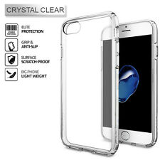 Spigen iPhone 7 Ultra Hybrid Series Cases Crystal Clear