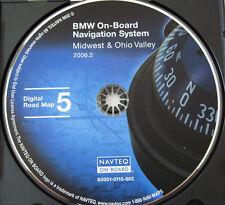 01 2002 BMW 325i 330i 325xi 330xi Z8 NAVIGATION NAV DISC CD MIDWEST OHIO VALLEY