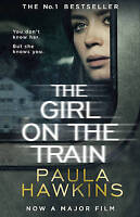 """AS NEW"" The Girl on the Train, Hawkins, Paula, Book"