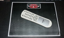 COBY RC-036 Remote Control