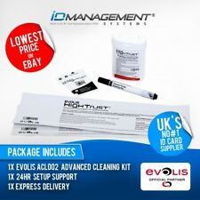 Evolis Advanced Cleaning Kit for Zenius & Primacy Printers • Free UK Delivery