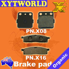 FRONT REAR Brake Pads for Yamaha YZ 85 2002-2013