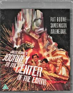 Journey To The Center Of The Earth [1959] Blu Ray Region B Inc Registered Post