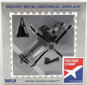 Postage Stamp - 1/100 Scale AH-64D Apache Longbow (BBPS5600)